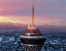 The Stratosphere!